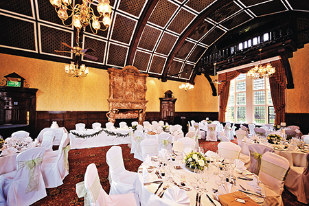 Wedding Banqueting Suite