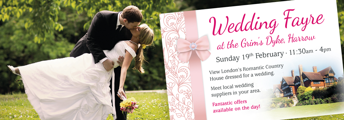Wedding Fayre Harrow
