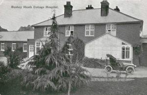 Bushey heath Hospital