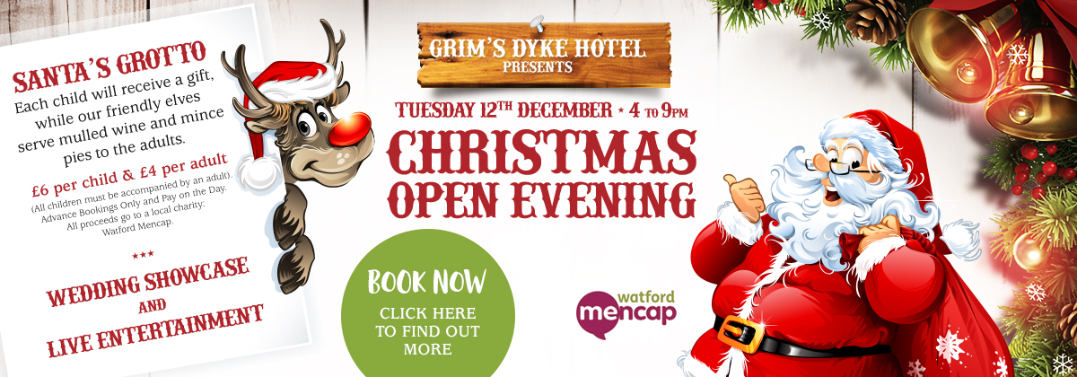 Christmas Open Evening