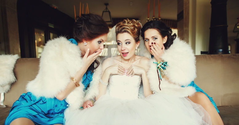 How to choose your bridemaids