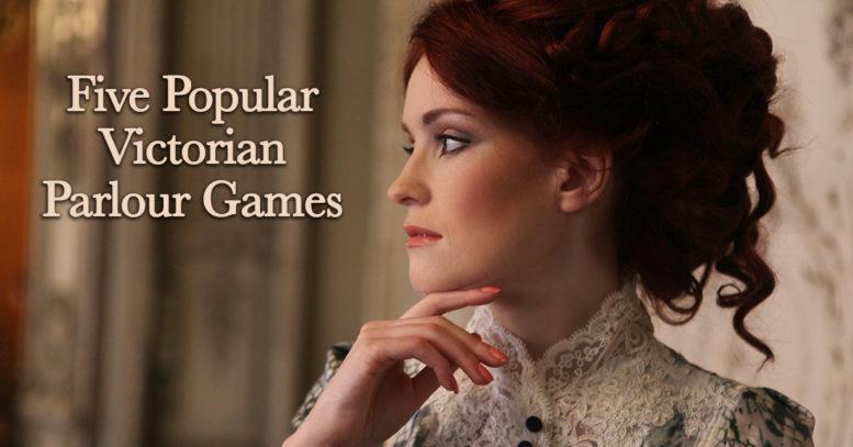 Victorian Parlour Games