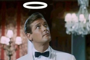 Roger Moore Halo