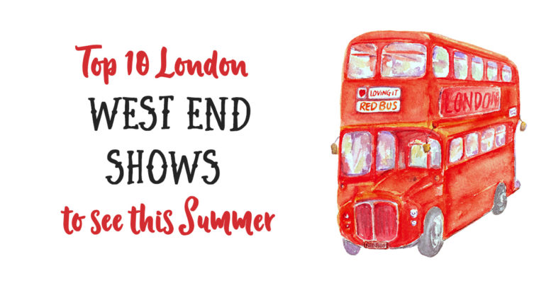 Blog West end shows