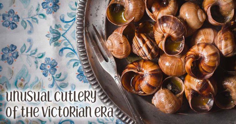 Victorian Era Cutlery