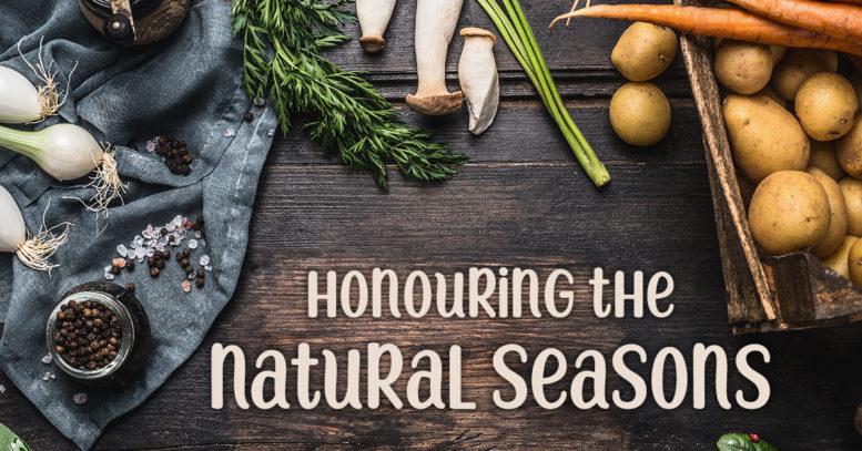 Autumn seasonal  cooking ingredients with harvest vegetables, gr