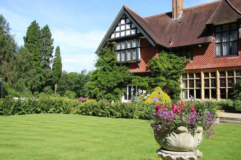 croquet lawn