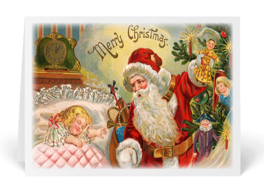 Christmas Cards A Very Victorian Tradition Grim S Dyke